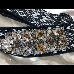 Rebecca Minkoff adjustable Guitar  purse strap